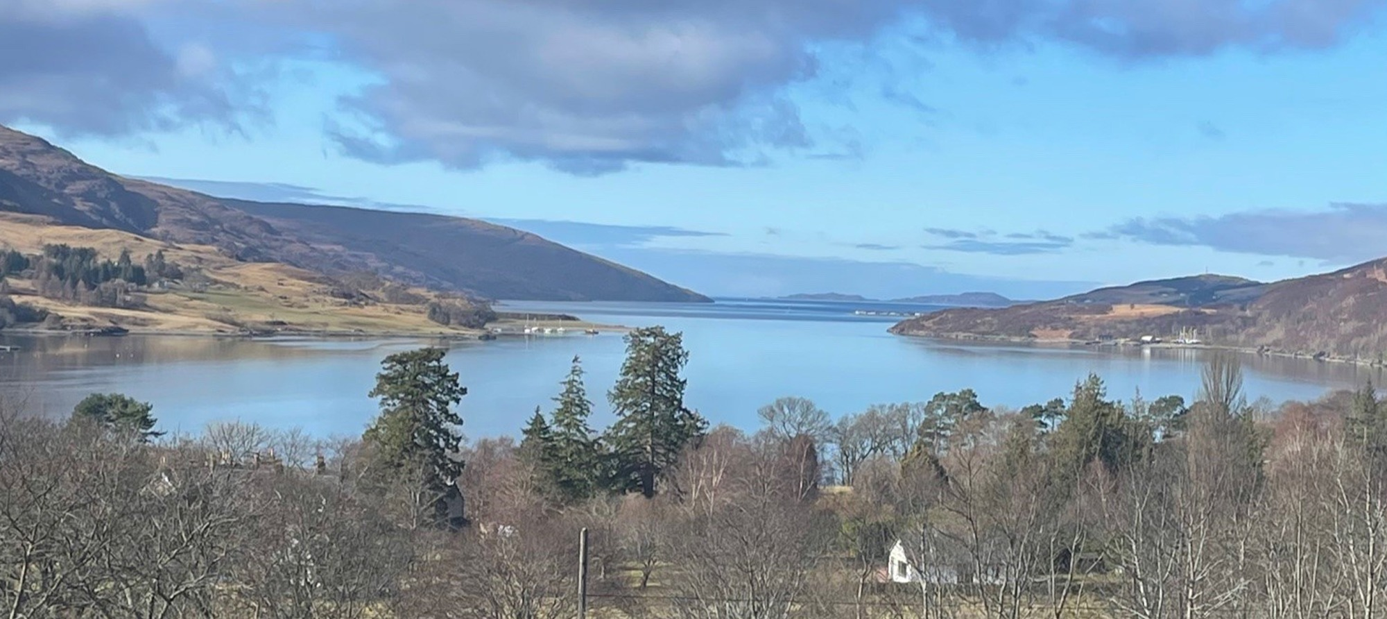 lochbroom views